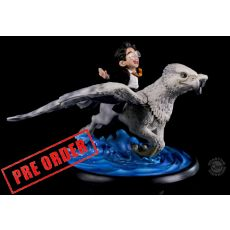 Harry en Buckbeak | Scheurbek | Q-fig | Quantum Mechanix | Diorama Max
