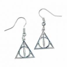 Deathly Hallows oorbellen