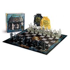 Schaakspel - Lord of the Rings   Noble Collection