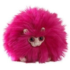 Pygmy Puff - roze  Noble Collection