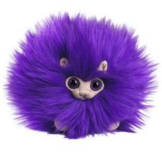 Pygmy Puff - paars   Noble Collection