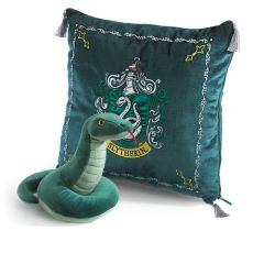 Zwadderich knuffel - slytherin pluche | Noble Collection