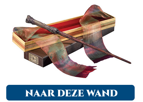 Harry Potter wand - Olivander   Noble Collection