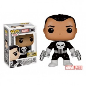 Marvel Comics POP! Punisher exclusive
