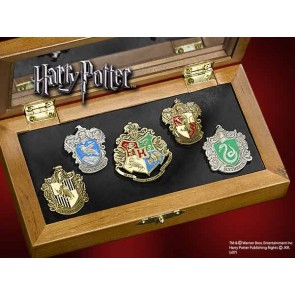 Harry Potter Pin Collectie Hogwarts