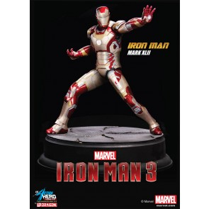 Iron Man Mark XLII model kit