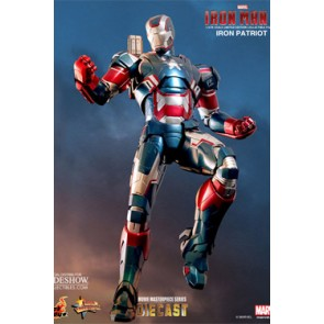 Iron Patriot 1/6 MMS DX Action Figure