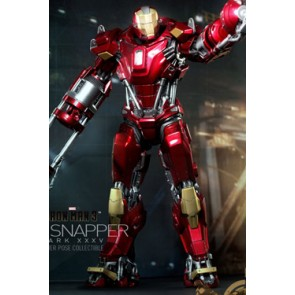 Mark XXXV Red Snapper 1/6 Action Figure