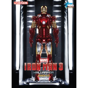 Iron Man Mark VII Hall of Armor Vignette