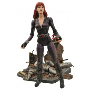Marvel Select Action Figure Black Widow