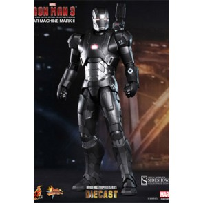 War Machine Mark II Diecast Action Figure