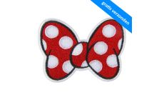 Minnie strik patch