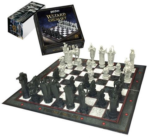 Toverschaak / Wizard Chess Harry Potter Noble Collection