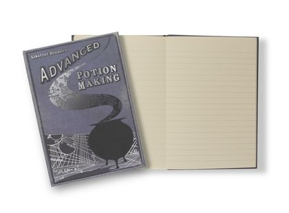 minalima journal advanced potion making | 200 pagina's gelinieerd