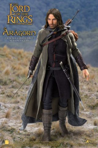 Aragorn - 1/8 deluxe - Lord of the Rings | Star Ace Toys