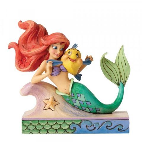Ariel en Botje - Kleine Zeemeermin - Little Mermaid | Enesco