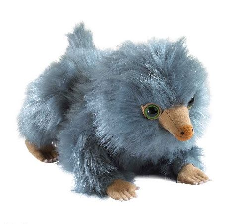 baby niffler noble collection grijs
