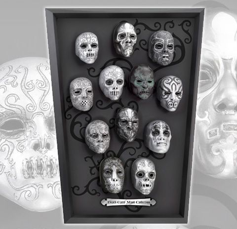 Death Eater collection / Dooddoener collectie