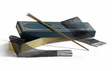 Newt Scamander wand - toverstaf | Noble Collection