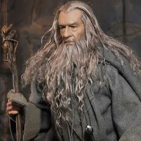 Gandalf the Grey - Lord of the Rings | Asmus