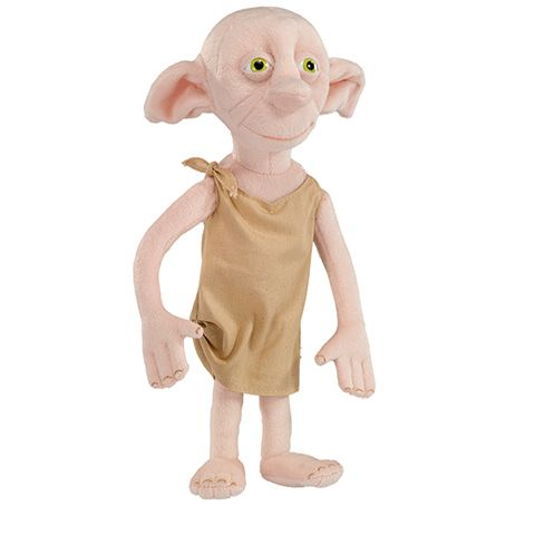 grote Dobby knuffel - Harry Potter   Noble Collection