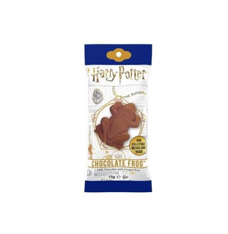 Chocolade kikker | Harry Potter | Jelly Belly