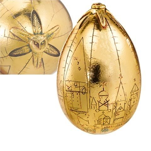 Golden egg - Harry Potter | Noble Collection
