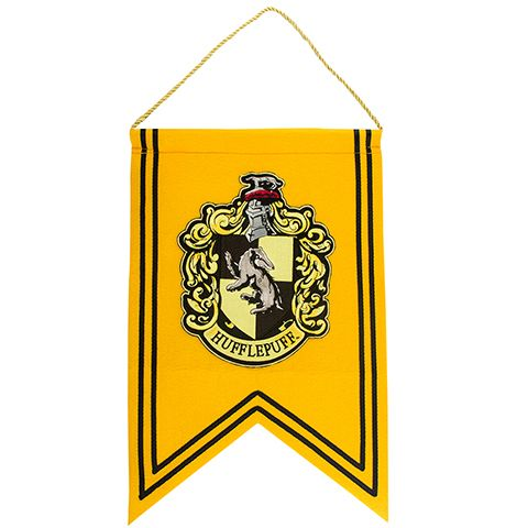 Hufflepuff banner - Harry Potter | Heroic Tales