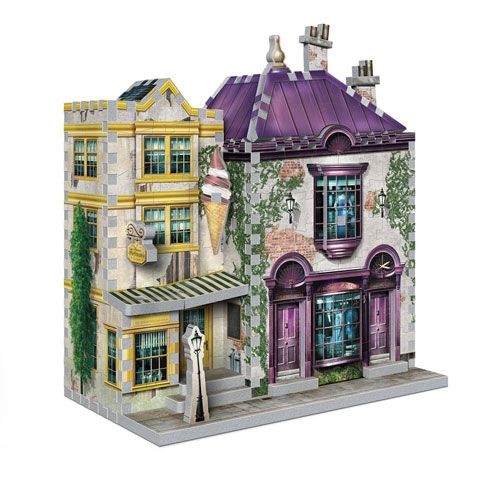 Madam Malkin's Florean Fortescue Wrebbit puzzel