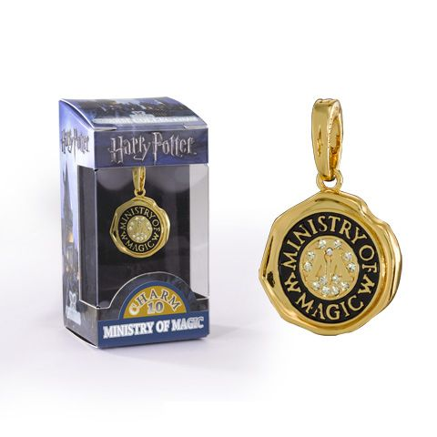 Ministry of Magic charm - Lumos - Harry Potter | Noble Collection