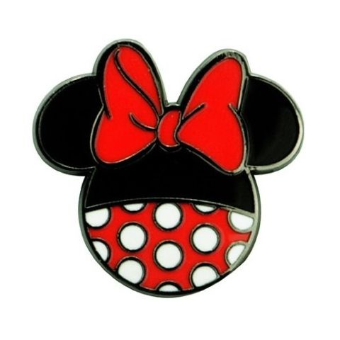 Minnie Mouse pin - Disney | Heroic Tales