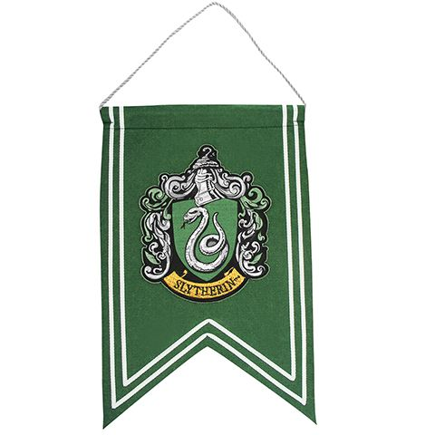 Slytherin banner - Harry Potter | Heroic Tales