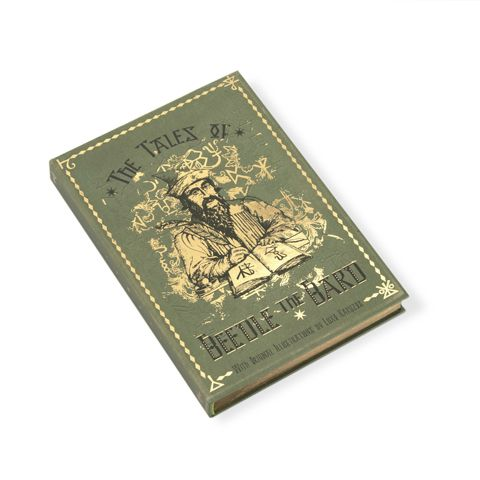 tales of beedle the bard | harry potter | minalima | notitieboekje