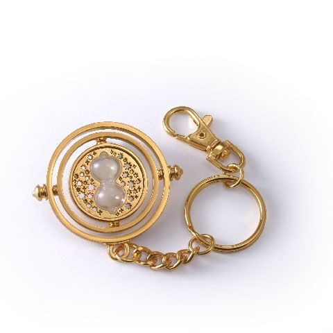 Tijdverdrijver sleutelhanger / Time Turner keychain Noble Collection