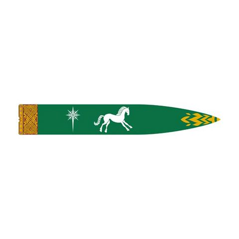 Vlag Rohirrim - Rohan - Lord of the Rings | Noble Collection