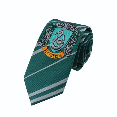 Child tie Slytherin Harry Potter stropdas kind Zwadderich