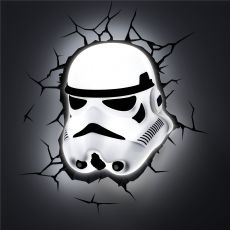 Stormtrooper 3d lamp