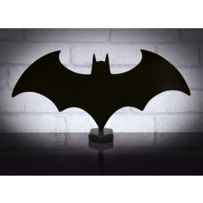 Batman logo lamp