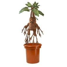Interactieve Mandrake - Harry Potter | Noble Collection