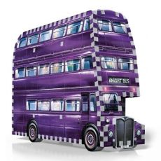Bus - Harry Potter - 3d puzzel | Wrebbit