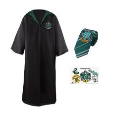 Zwadderich gewaad - Slytherin robes - Harry Potter | Cinereplicas